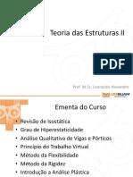 5 - Princípio do Trabalho Virtual