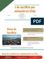 Zonas de sacrificio en Chile