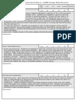 business professionalism rubric - LDSBC