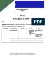 ANEXO 1 - MATRIZ DE PLAN DE ACCIÓN