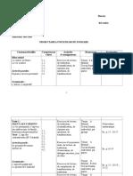 planificare unitati de invatare cl a ix a