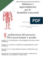Prof. D'Ambrosio - appunti