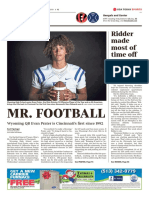 Sports section, Dec. 5, 2019 cover - Mr. Football.PDF