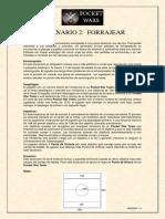 BASIC POCKET WARS-ESCEARIO 2 Forrajear
