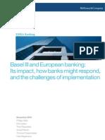 Basel III and European Banking_Nov 2010