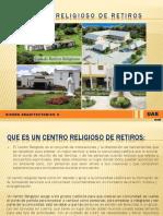 Casa de Retiro (Diseño II)
