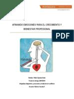 PROYECTO AFINANDO EMOCIONES