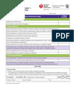 PALS-Case-Scenario-Testing-Checklist