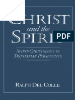 Del Colle_Christ and Spirit