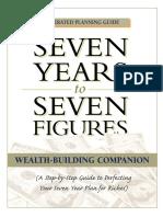 7-Years-to-7-Figure WORKBOOK