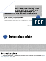 Multi-tasking and Choice of Training Data Influencing Parietal ERP Expression and Single-Trial Detection—Relevance for Neuroscience and Clinical Applications