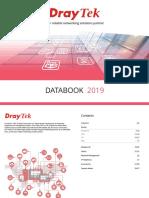 draytek - catalog 2019 - TW EN