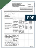Guía de Aprendizaje No 2 Producción de documentos - 2015