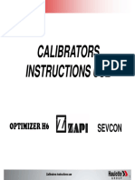 Instruction for Calibrator-GB