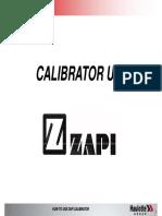 ZAPI Calibrator-GB