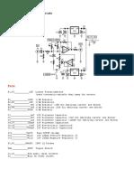 Preamplifier Tone Control Circuits