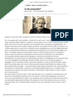 Adufrj » 'O Brasil será o país do passado_' » Print