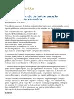 ConJur - 2019_ Um ano conturbado para o Direito Civil (parte 1)
