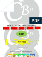 cbd y movilidad