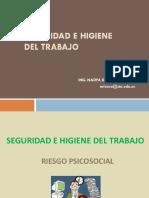 PRESENTACION RIESGO PSICOSOCIAL