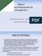1 HDM-4 HERRAMIENTA EXE