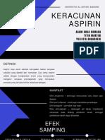KERACUNAN ASPIRIN