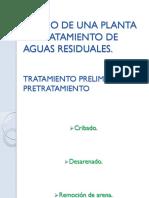 DISEÑO DE UNA PLANTA DE TRATAMIENTO DE AGUAS