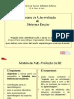 3º trabalho -Modelo de AA BE