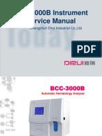 BCC-3000B service manual