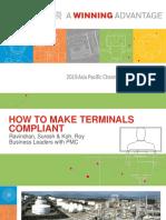 Honeywell Smart Terminals – Enraf Product Presentation