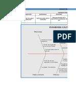 DIAGRAMAS DE CAUSA Y EFECTO O ISHIKAWA