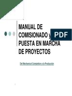 MANUAL D COMISIONADO Y PUESTA EN MARCHA D PROYECTOS