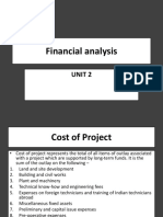 PPA Unit 2 Financial Analysis