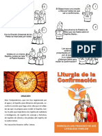 Liturgia confrmación