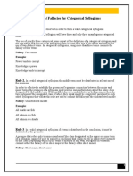 Rule and Fallacies of catogerical preposition.doc