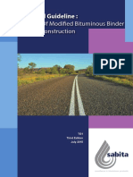 modified bitumen