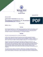 Keihin-Everett Forwarding vs. Tokio Marine Malayan Insurance (G.R. No. 212107)