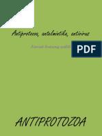 Antiprotozoa