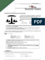 Ecuaciones y Sistemas ARUNDANET