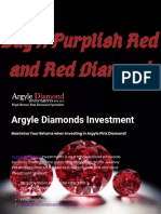 argyle diamond investment business proposal