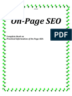 On-Page SEO pdf