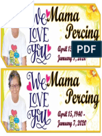 MAMA PERCING