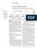 Optimizing Pressure Relief Systems