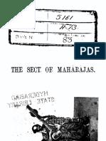 HistoryOfTheSectOfMaharajas