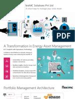 FlexiMC - A Smart Way to manage your Solar Asset