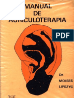 Manual de Auriculoterapia - Moises Lipszyc