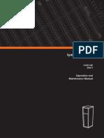 APC Symmetra PX Operation Manual 208V (10kW - 80kW)
