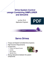 15-Servo Drive System with Simulink and Simplorer.pdf