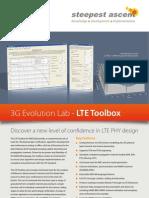 LTE Toolbox Block Set Leaflet v2.0