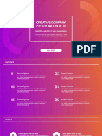 creative company Free powerpoint template - PPTMON (1)